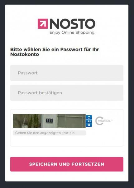 nosto-password